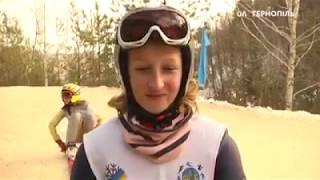 У Кременці триває Чемпіонат України зі стрибків на лижах