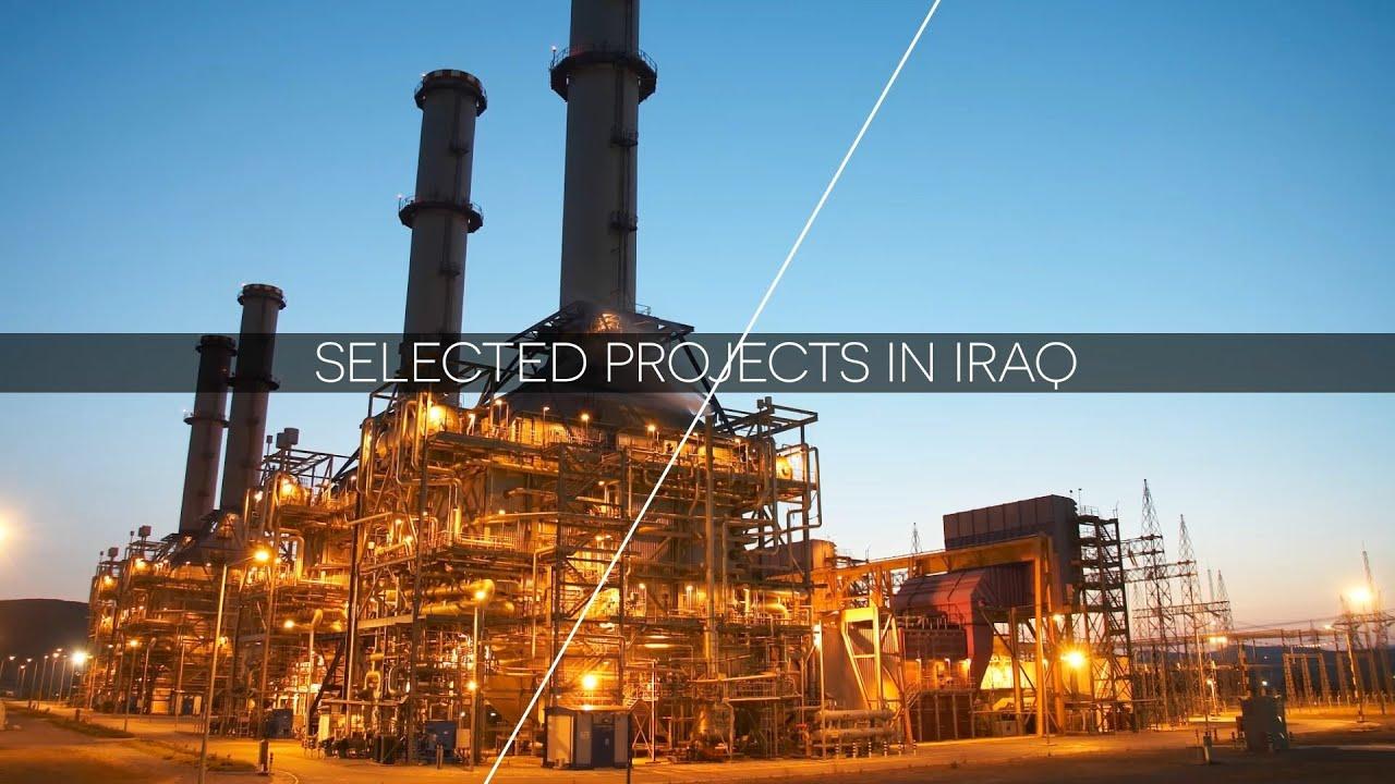 ENKA Major Projects in IRAQ