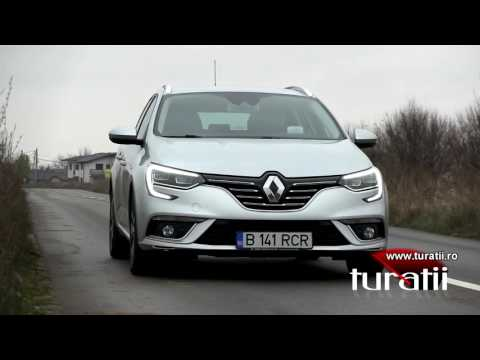 Renault Megane Estate 1.6l dCi explicit video 3 of 3