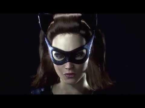 Batman Arkham Knight - Classic TV Series Catwoman Skin ...