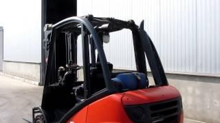 Рециклиран газокар Linde H25T - S1578