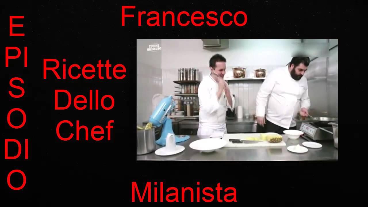 Le ricette di cucine da incubo italia