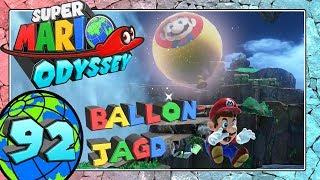 SUPER MARIO ODYSSEY Part 92: Ballon-Jagd im Kaskadenland & Verlorenen Land