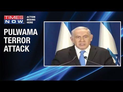 Israel PM Benjamin Netanyahu expresses solidarity with India