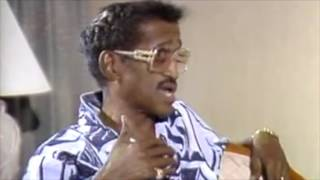 Sammy Davis Jr.-his insecurities, Sinatra as a friend, Sammy's selfishness and more!