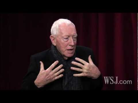 Oscar Nominee Max von Sydow on His First Job