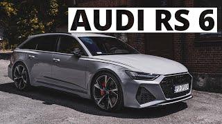 Audi RS 6 Avant - wojna domowa