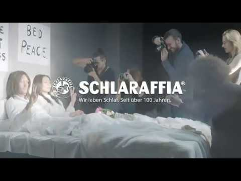 schlaraffia geltex inside matratzen youtube. Black Bedroom Furniture Sets. Home Design Ideas