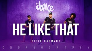 He like That - Fifth Harmony | FitDance Life (Choreography) Dance Video thumbnail