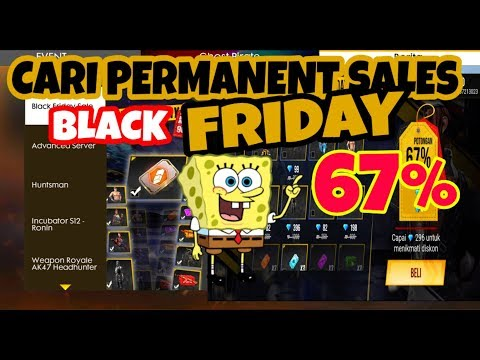 Event Black Friday free fire - 동영상