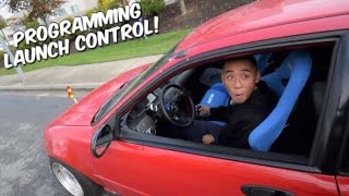 EG Hatch Gets LAUNCH CONTROL!!