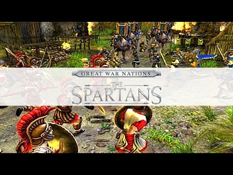 Great War Nations - The Spartans - THIS IS SPARTA