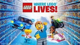 This Is Where LEGO® Lives! - Smyths Toys