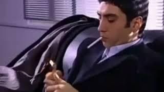 polat sıgara içme sahneleri