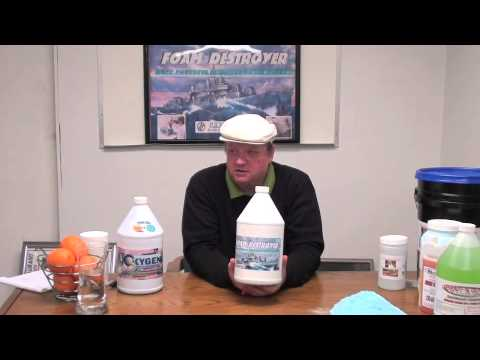 Carpet Defoamer - Most Concentrated Carpet Cleaning Defoamer