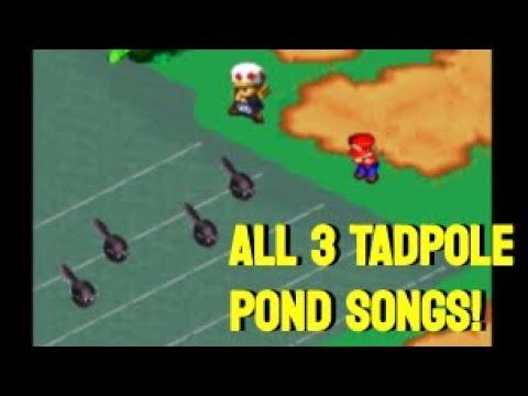 Super Mario RPG: Tadpole Pond Songs