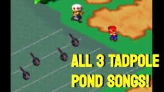 Super Mario Rpg Tadpole Pond Songs