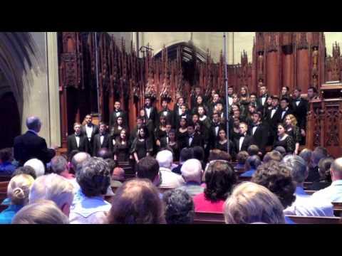 Heinz Chapel Choir - In My Life - Rachel Labosky, soloist