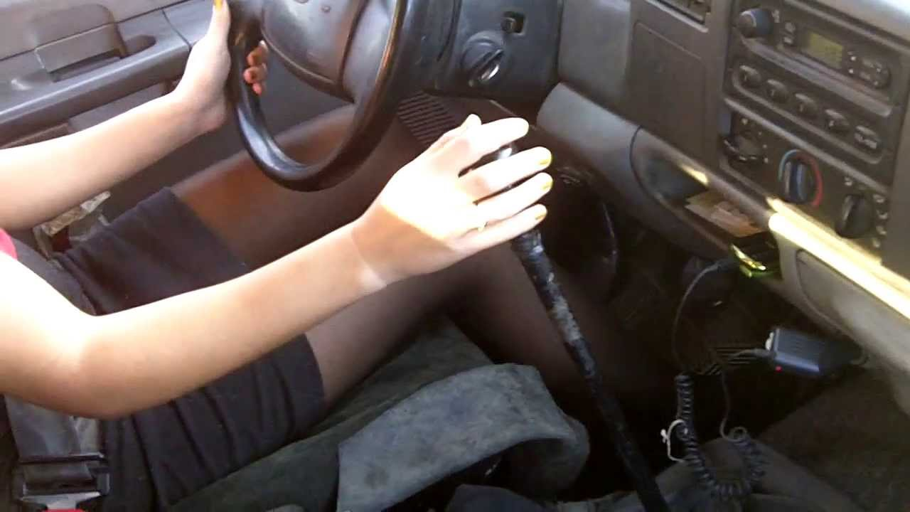 Car drivers short skirts pantyhose