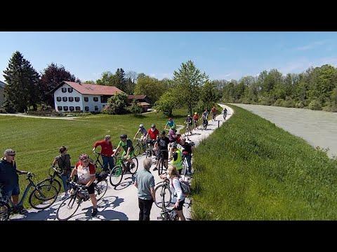 Radtag Kolbermoor 5/2019 / Radschnellwege Rosenheimer Land / Radverkehrsförderung In Bozen