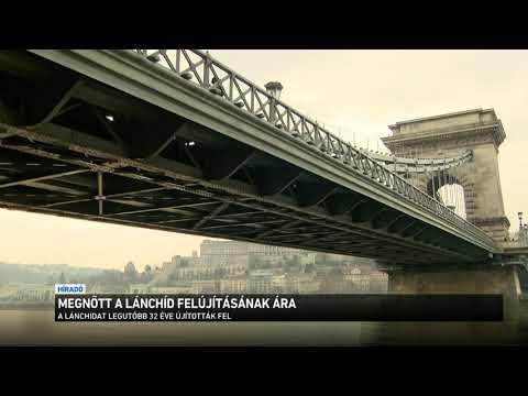 Megnőtt a Lánchíd felújításának ára thumbnail