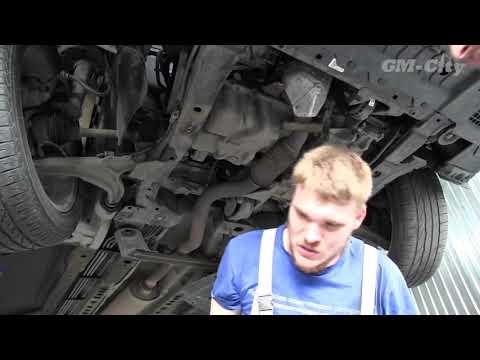Шевроле Круз 1,4 турбо - ремонт генератора