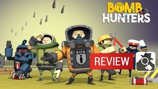 BOMB HUNTERS | AppSpy Review