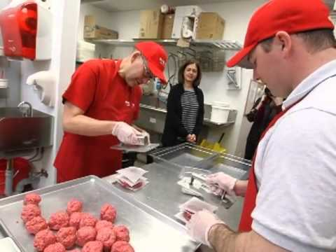 U.S. Ambassador learns to cook a Five Guys burger