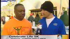 5th Annual Celebrate Life 5K Run/Fitness Walk At The Johnson Family YMCA