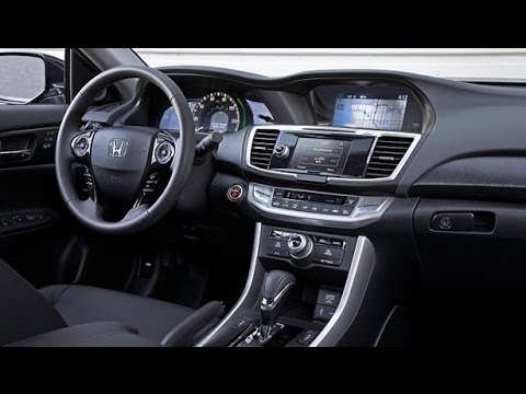 honda accord 2018 new interior youtube. Black Bedroom Furniture Sets. Home Design Ideas