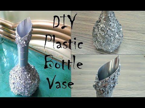 How To Make Flower Vase With Plastic Bottle Tagged Videos Midnight
