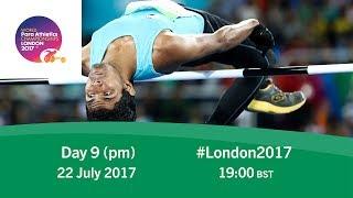 Day 9 | Evening | World Para Athletics Championships London 2017