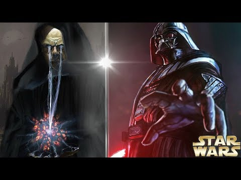 Thumbnail: How Darth Plagueis Had a Terrifying Vision of Darth Vader - Star Wars Explained