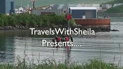 Le Soleal Sails to Dutch Harbor Unalaska Aleutian Islands