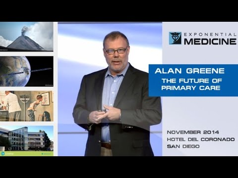 The Future of Primary Care with Alan Greene