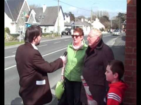 Gerald McCarthy Assassination - Talking Arses