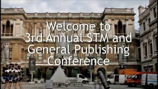 The 3rd Annual STM and General Publishing Conference Video