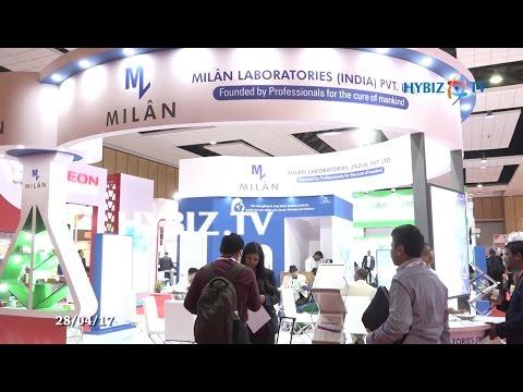 Milan Laboratories India | IPHEX 2017 Pharma and Health Care Exhibition Hyderabad | hybiz