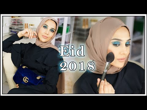 Eid 2018 Get Ready with Me | Amena