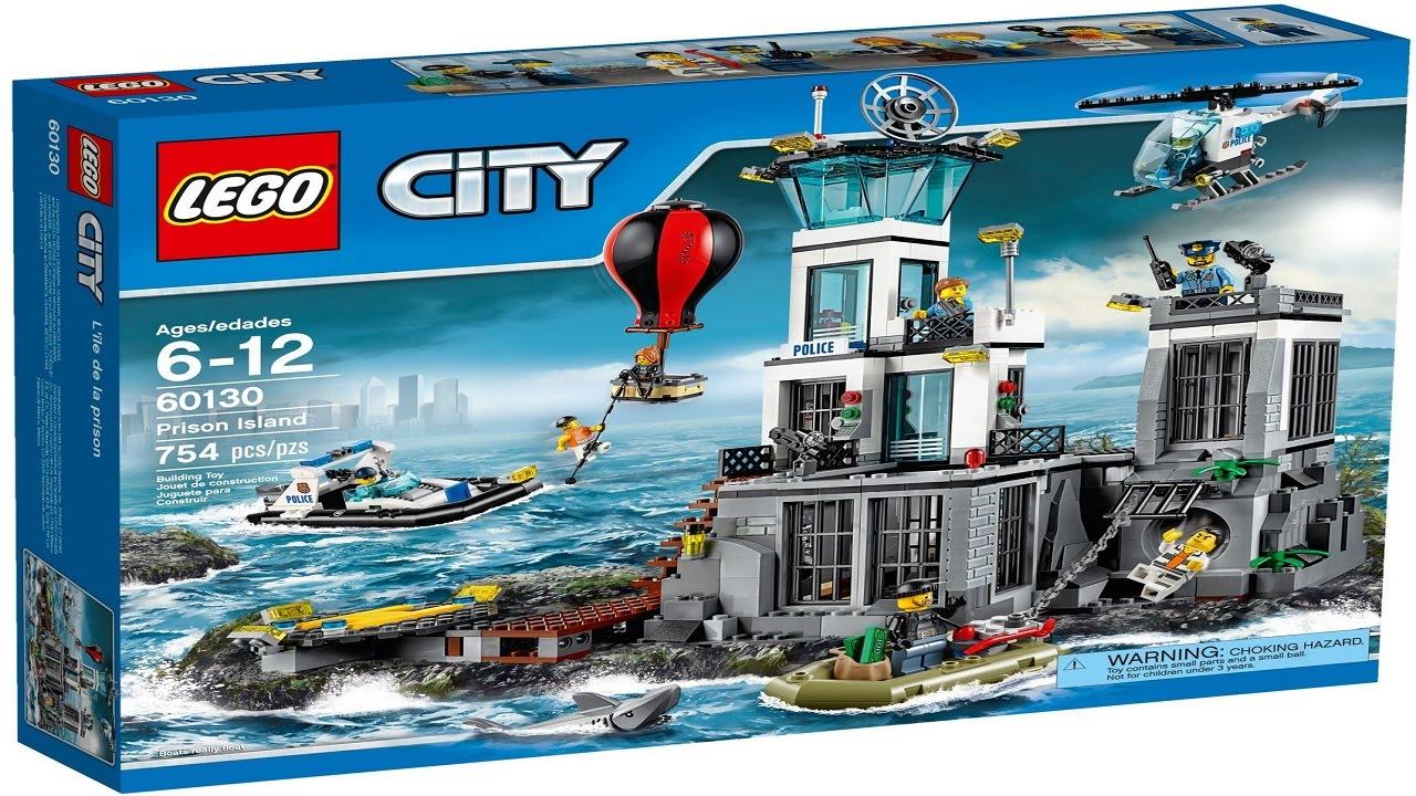 City Police Prison Island