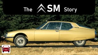 The Citroën SM Story