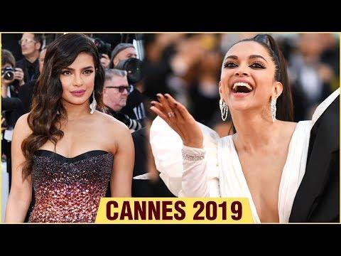 Cannnes 2019  Priyanka Chopra VS Deepika Padukone On Red Carpet  Who LOOKED BEST?