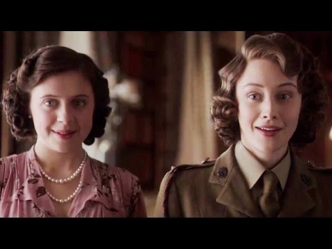 A Royal Night Out Official Trailer 1 2015 Regal Cinemas Hd Youtube