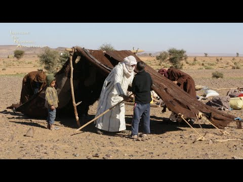 Berber Tents and
