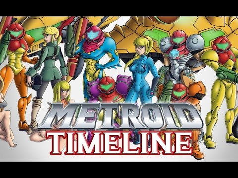The Complete Metroid Timeline (30th Anniversary)