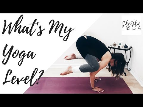YOGA LEVELS EXPLAINED! | What Do The Levels In Yoga Mean? | Yoga Talk With Christina