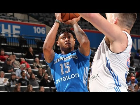 Bobby Ray Parks 2015-16 NBA D-League Highlights w/ Texas Legends