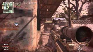 Mr Soggy Noodle - MW3 Game Clip