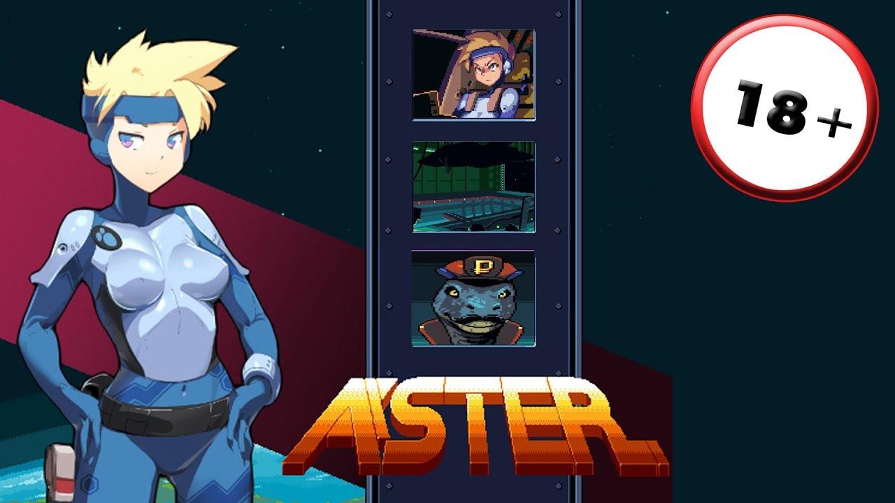 Space Hentai Game