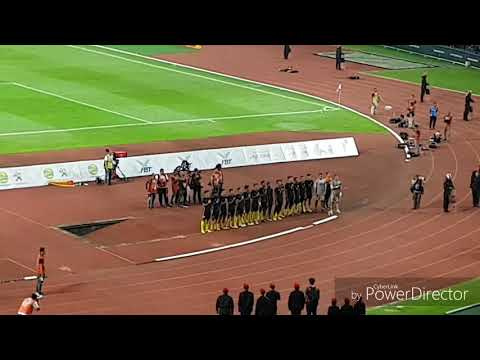 Ultras Malaya 'Sehati Sejiwa' , 'Inilah Barisan Kita' & 'Negara ku'   VLog SEA Games 2017   Final